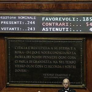 Taglio dei parlamentari, arriva il primo sì del Senato