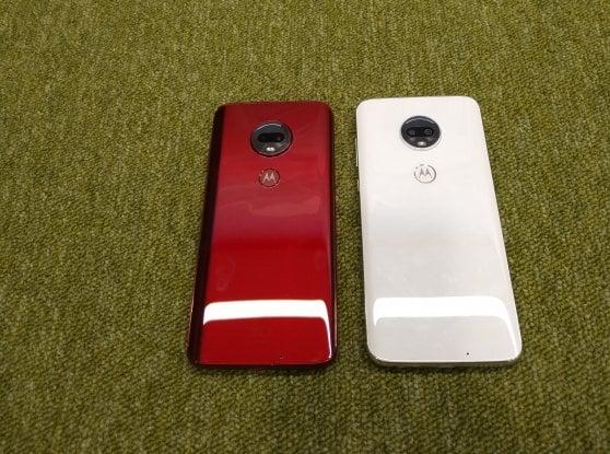 Motorola si fa in quattro per il mercato low cost con i nuovi Moto G7
