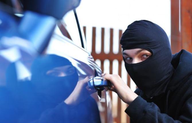 Furti d'auto, Suv e citycar nel mirino
