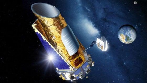 """L'ultimo scatto del """"cacciatore di pianeti"""" Kepler"""