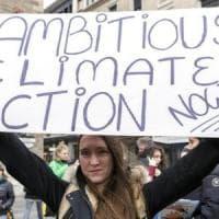 """In marcia per il clima, l'appello di Luca Mercalli agli studenti: """"Scioperate"""""""