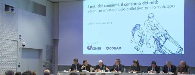 Fake news e voglia di benessere, così cambiano i consumi degli italiani
