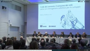 Fake news e voglia di benessere, cambiano i consumi degli italiani