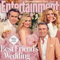 'Il matrimonio del mio migliore amico', il cast insieme dopo 22 anni