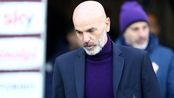 Fiorentina, Pioli: ''Napoli motivatissimo ma vogliamo battere una big''