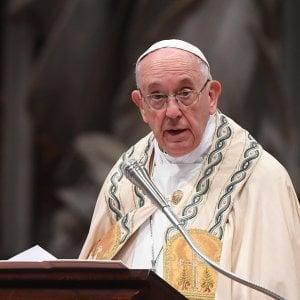 """Il Papa all'Anm: """"Vuoti di legge su fine vita, famiglia e migranti, serve responsabilità"""""""