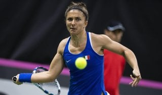 Tennis, Fed Cup; Svizzera-Italia 2-0: Errani e Giorgi sconfitte