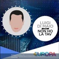 """Sanremo, le card social di +Europa: """"Se la cantano e se la suonano ma è il governo italiano"""""""