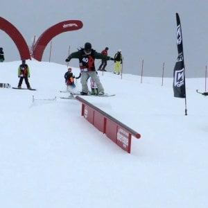 Snowboard, Sehauser trionfa nel King of Obereggen