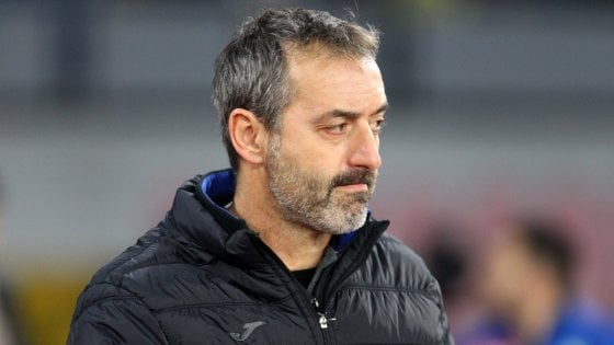 Sampdoria, Giampaolo: ''Sconfitta inaspettata, siamo delusi''