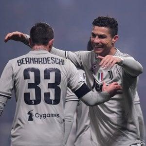 La Juve non sbaglia mai, le avversarie prendano appunti