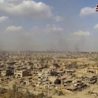 Siria, ferito il fotografo italiano Gabriele Micalizzi.