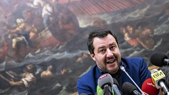 """Voto Abruzzo, Salvini: """"No a rimpasto, ora approvare le leggi in agenda"""". Conte: """"Per il governo non cambia nulla"""""""
