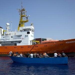 Migranti, cento naufraghi soccorsi dalla Guardia costiera libica