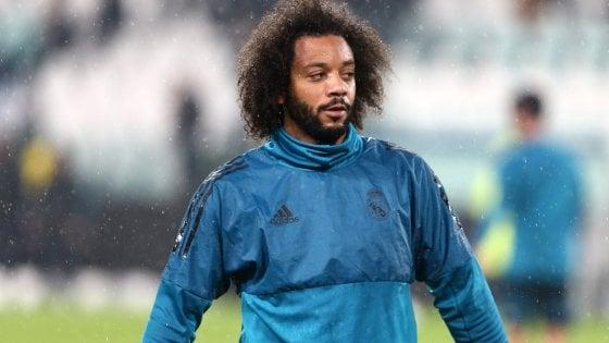 """Marcelo: """"Ronaldo mi disse 'me ne vado' prima della finale di Kiev. La Juve? Club spettacolare"""""""