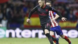 Juventus pensa anche al futuro: ufficiale l'arrivo di Ramsey a luglio