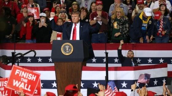 Accordo (a metà) tra Congresso e Trump: il muro diventa una rete