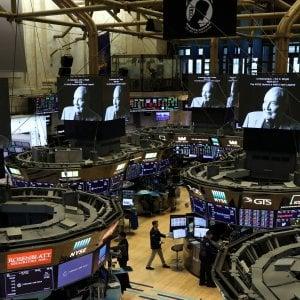 L'accordo anti-shutdown negli Usa spinge le Borse al rialzo