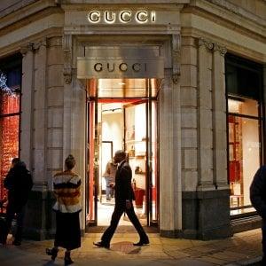 Gucci e la Cina fanno volare l'utile di Kering