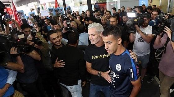 """Dopo il carcere, torna libero in Australia il calciatore """"dissidente"""" del Bahrain"""