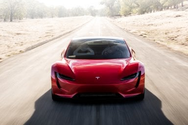 """""""Roadster"""", il debutto si avvicina: sarà la Tesla più veloce di sempre"""