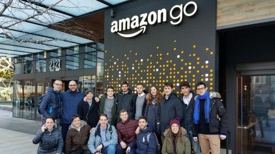 Università, Amazon premia gli studenti che sanno innovare