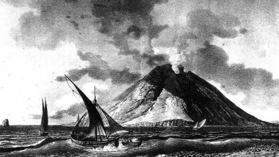 Lo Stromboli generò lo tsunami visto dal Petrarca: fu uno dei tre avvenuti nel Medioevo