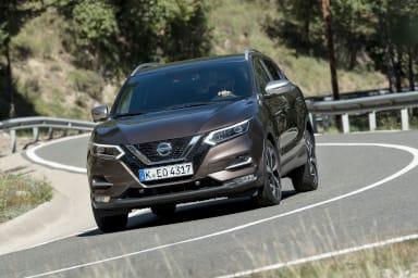 Nuovi diesel per Nissan Qashqai