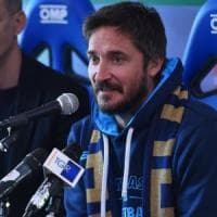 Basket, Sassari presenta Pozzecco: ''Posto magico, mi troverò bene''
