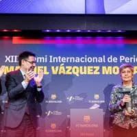 Consegnato a Emanuela Audisio il premio Montalban per il giornalismo sportivo