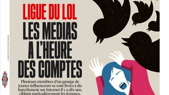 """""""Ligue du LOL"""": un gruppo di giornalisti francesi sul web perseguitava donne e minoranze"""