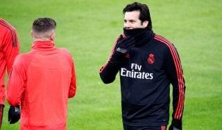 Champions League, Real Madrid in Olanda. Solari: ''Con Ajax come nel derby''
