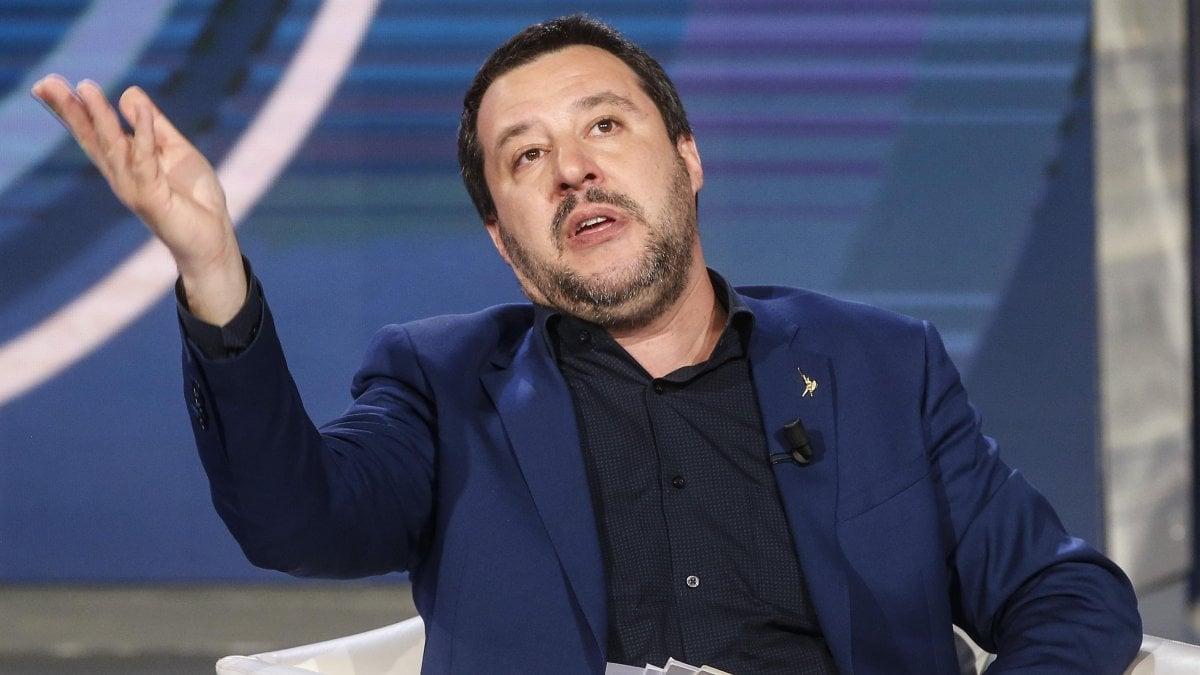 """Tav: Salvini: """"Mi dicono analisi contiene dati strani, confermano idea andare avanti"""""""