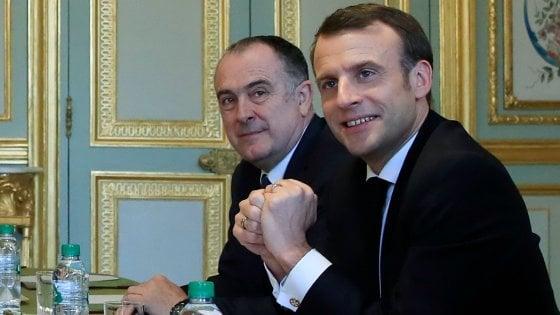 Francia, telefonata Macron-Mattarella: riaffermata importanza dei rapporti