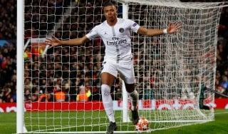 Champions, Manchester United-Psg 0-2: decidono Kimpembe e Mbappè