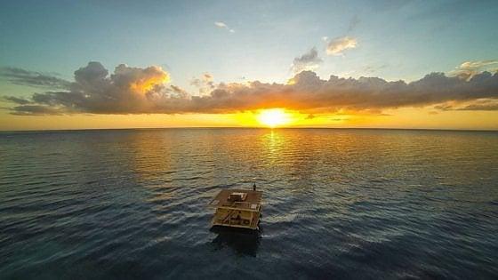 Dalla Senna ai Caraibi. Panorama mozzafiato e oceani da un hotel galleggiante