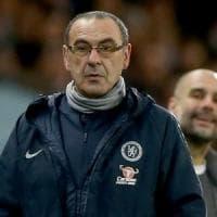 Chelsea, stampa inglese: coppe decisive per Sarri, contatti con Zidane