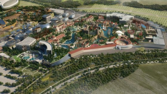 Elysium, la smart city spagnola che nasce dal nulla: un po' Vegas un po' Disneyland