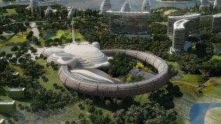 Tra Disneyworld, acquapark e Vegas: Spagna vara Elysium, sfida europea a Singapore e Dubai