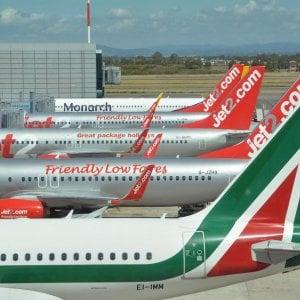 Alitalia, Mef pronto a entrare nel capitale. Fs, ok a trattative con Delta e Easyjet