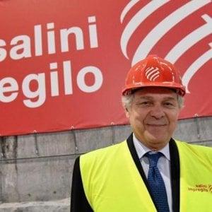 Astaldi, Salini in campo con 225 milioni. Via libera dal cda