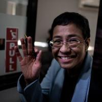 Filippine, liberata la giornalista d'opposizione Maria Ressa