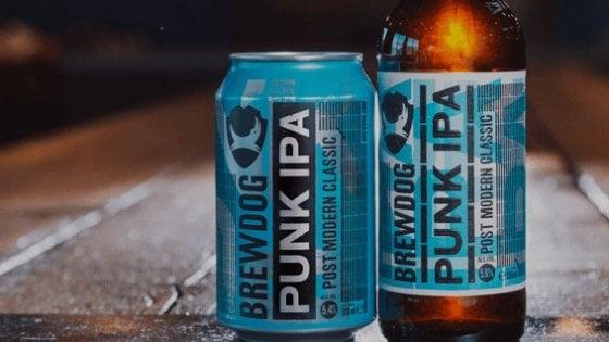 Dalla Scozia la birra a tutto Punk: la Ipa di Brewdog