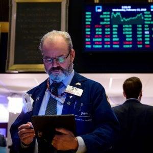 73aeaab076 Wall Street frena le Borse europee. A Piazza Affari volano Astaldi e Salini