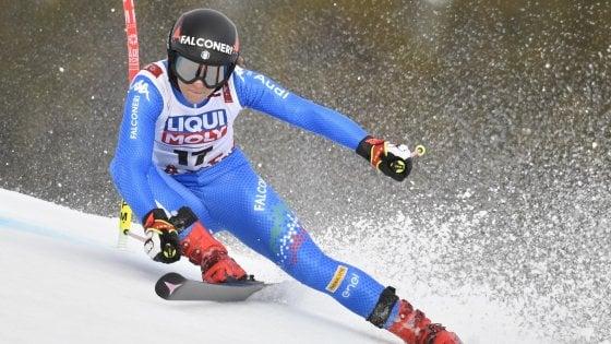 Sci, Mondiali Are: Vlhova vince il gigante donne, Brignone quinta