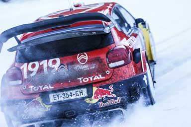 Rally di Svezia, Esapekka Lappi si racconta