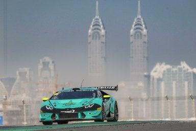 Il Lamborghini Super Trofeo 2019 scalda i motori