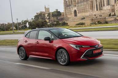 Toyota, Auris addio, bentornata Corolla
