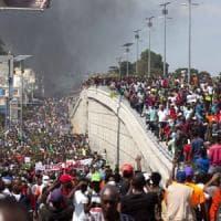 """Proteste ad Haiti, il presidente Moise rompe il silenzio: """"Non mi dimetto"""""""