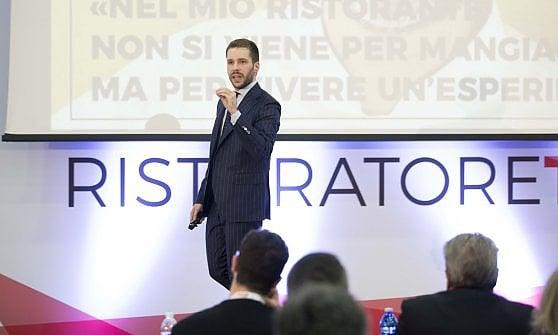 Lorenzo Ferrari, amministratore delegato di Ristoratore Top